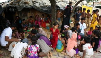 Humanity & Inclusion continues its work in aid of Rohingya refugees during the Covid-19 epidemic