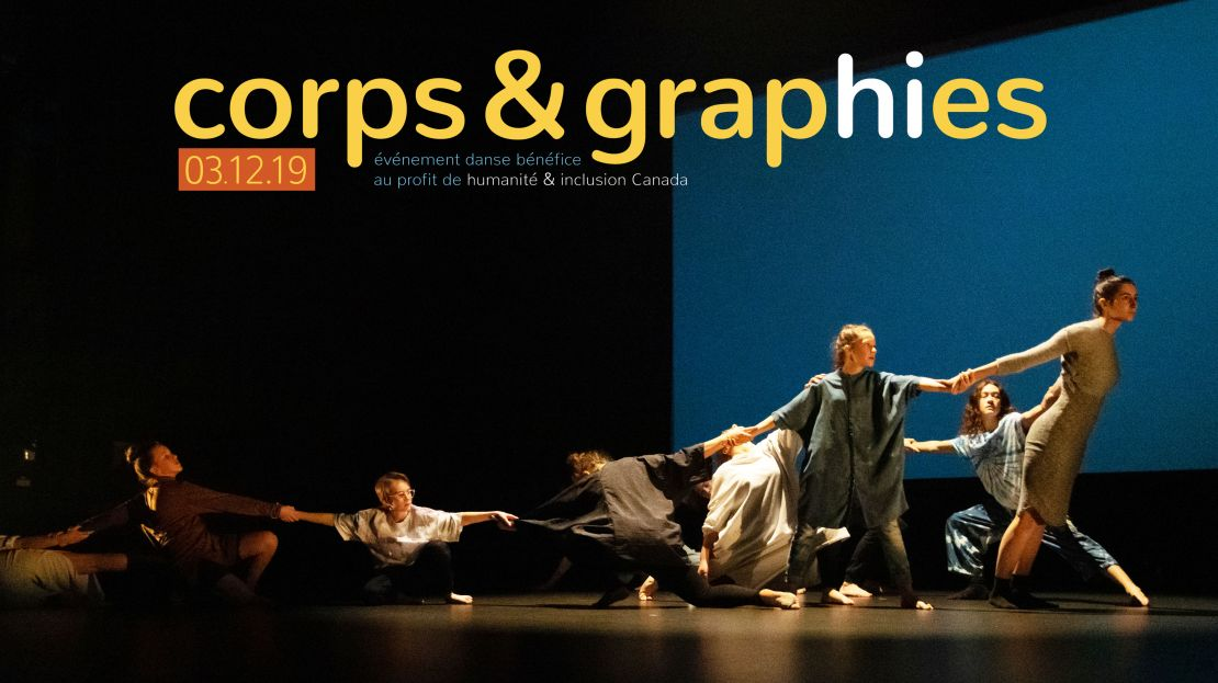 Dance show Corps&grapHIes