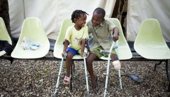 Haiti Earthquake: 9 years on, HI continues to ensure access to rehabilitation services for the most vulnerable