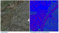 Thanks to technology, it is easier to draw map from satellite images; }}