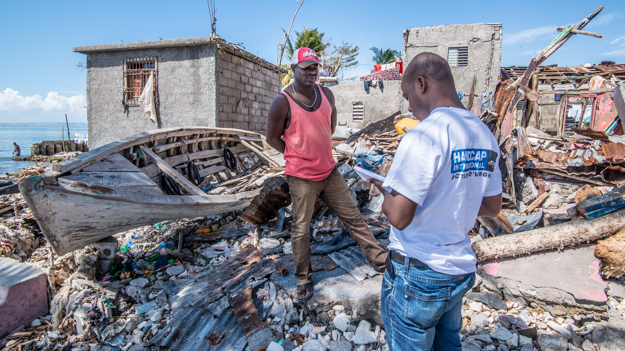 Archives – Assessment after an hurricane in Haïti