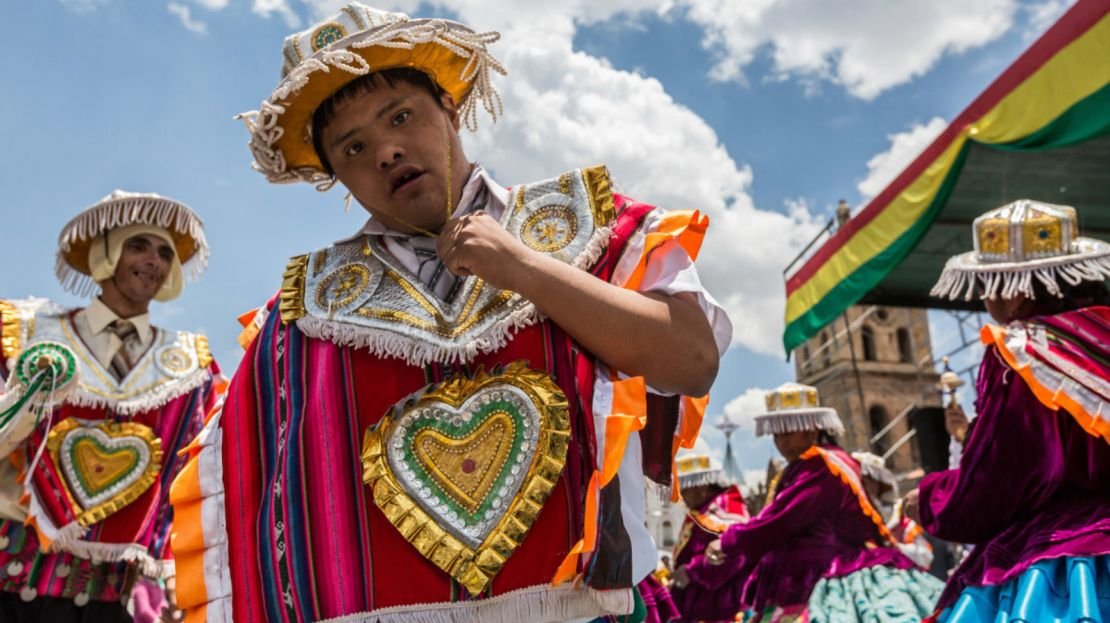 International Day of people with disabilities in Bolivia