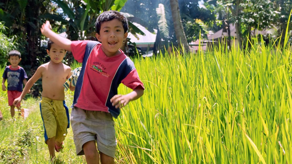 Children playing, Humanity & Inclusion Indonesia