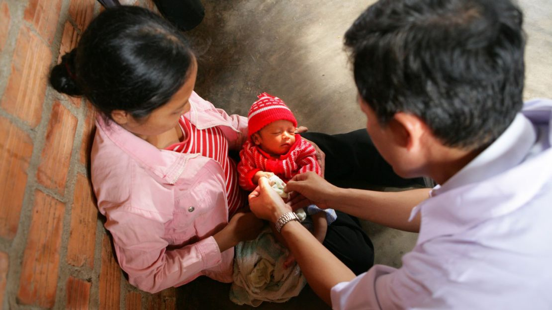 Mother and child health - Humanity & Inclusion Vietnam