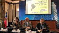 On the 5th and 6th of December 2018, HI co-organised a regional conference in Santiago, the capital of Chile, on protecting civilians from bombing. ; }}