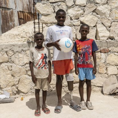 Haiti: 10 years after the earthquake