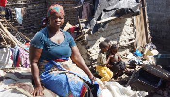 HI supports forgotten communities in the slums of Beira, Mozambique