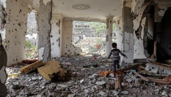 How to conduct humanitarian operations in Yemen